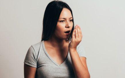 przyczyny nieświeżego oddechu sto matologia nad sudołem